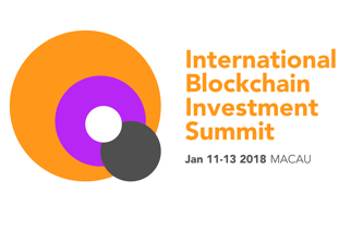 International Blockchain Investment Summit Macau 2018